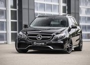2018 Mercedes-AMG E63 S Wagon by G-Power - image 790342