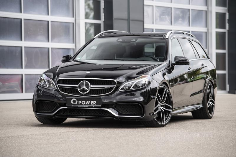2018 Mercedes-AMG E63 S Wagon by G-Power