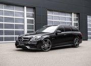 2018 Mercedes-AMG E63 S Wagon by G-Power - image 790345