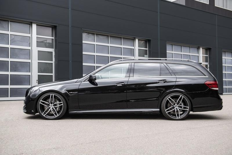 Amg G Wagon >> 2018 Mercedes-AMG E63 S Wagon By G-Power | Top Speed