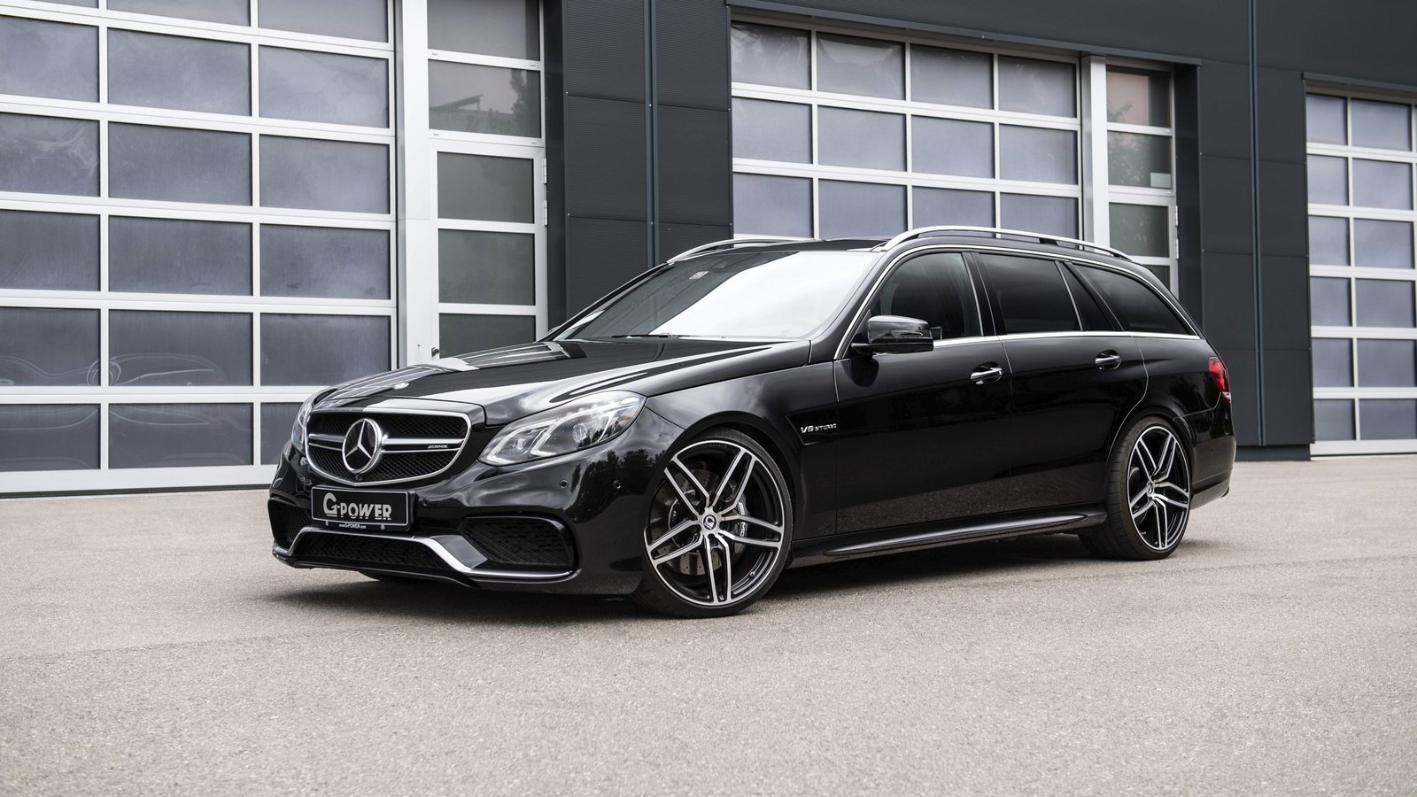 2018 mercedes amg e63 s wagon by g power top speed. Black Bedroom Furniture Sets. Home Design Ideas