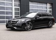 2018 Mercedes-AMG E63 S Wagon by G-Power - image 790350