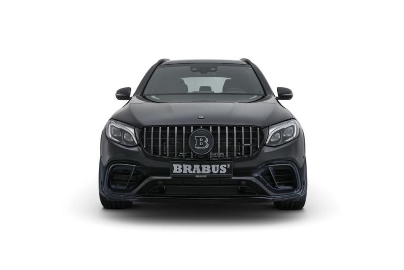 2018 Mercedes-AMG GLC 63 S by Brabus