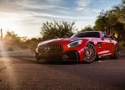 2018 Mercedes-AMG GT S by Creative Bespoke & ADV1 Wheels - image 789076