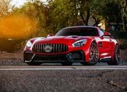 2018 Mercedes-AMG GT S by Creative Bespoke & ADV1 Wheels - image 789077