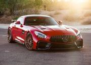 2018 Mercedes-AMG GT S by Creative Bespoke & ADV1 Wheels - image 789081