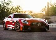2018 Mercedes-AMG GT S by Creative Bespoke & ADV1 Wheels - image 789082