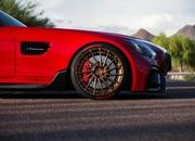 2018 Mercedes-AMG GT S by Creative Bespoke & ADV1 Wheels - image 789085
