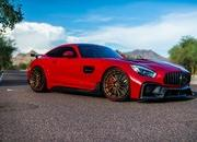 2018 Mercedes-AMG GT S by Creative Bespoke & ADV1 Wheels - image 789106