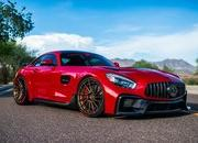 2018 Mercedes-AMG GT S by Creative Bespoke & ADV1 Wheels - image 789107