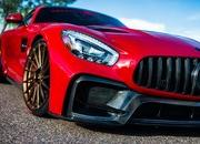 2018 Mercedes-AMG GT S by Creative Bespoke & ADV1 Wheels - image 789114
