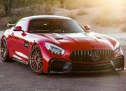 2018 Mercedes-AMG GT S by Creative Bespoke & ADV1 Wheels - image 789119