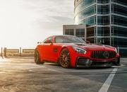 2018 Mercedes-AMG GT S by Creative Bespoke & ADV1 Wheels - image 788989