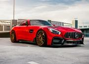2018 Mercedes-AMG GT S by Creative Bespoke & ADV1 Wheels - image 788995