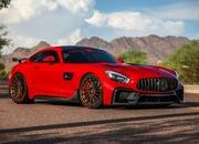 2018 Mercedes-AMG GT S by Creative Bespoke & ADV1 Wheels - image 789002