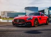 2018 Mercedes-AMG GT S by Creative Bespoke & ADV1 Wheels - image 789004