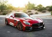 2018 Mercedes-AMG GT S by Creative Bespoke & ADV1 Wheels - image 789040