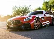 2018 Mercedes-AMG GT S by Creative Bespoke & ADV1 Wheels - image 789046
