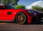 2018 Mercedes-AMG GT S by Creative Bespoke & ADV1 Wheels - image 789067