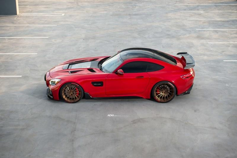 2018 Mercedes-AMG GT S by Creative Bespoke & ADV1 Wheels Exterior - image 788984