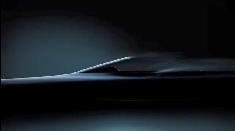 Mercedes Drops New Teaser of Pebble Beach-Bound Aesthetics Progressive Luxury Concept