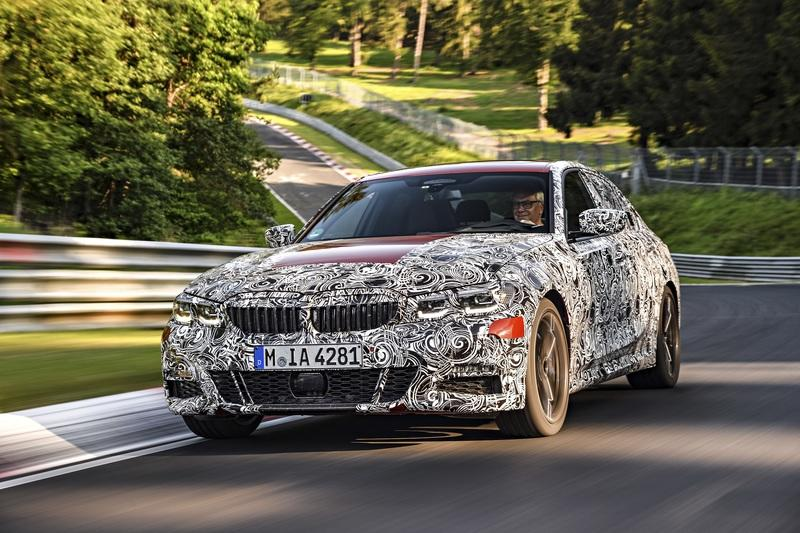 Next-Gen BMW 3 Series to Debut at Paris Motor Show