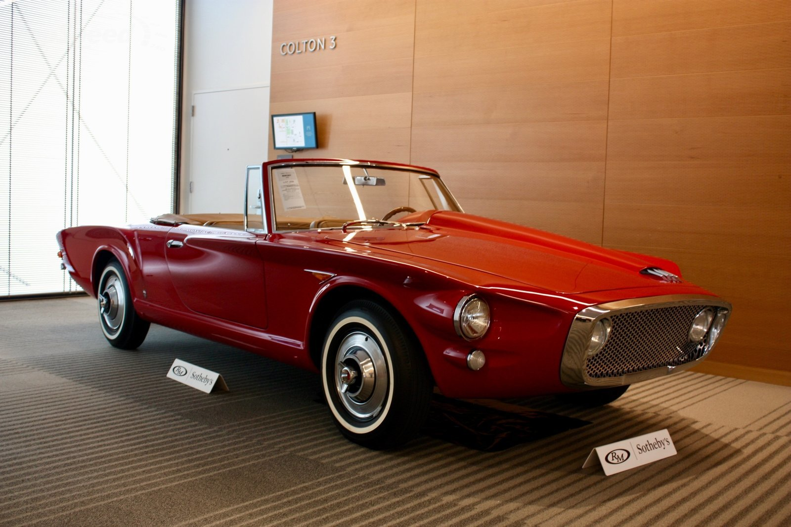 Who Makes Cadillac >> 1961 Plymouth Asimmetrica Roadster | Top Speed