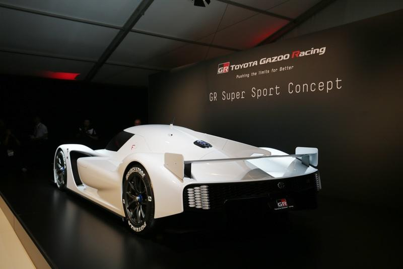 Presenting the $1 Million Toyota GR Super Sport