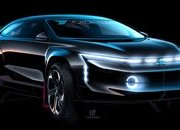 Rendering Shows Off the Rebooted Mitsubishi Lancer as a Rally-Bred Crossover Coupe - image 790091