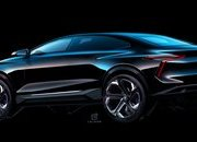 Rendering Shows Off the Rebooted Mitsubishi Lancer as a Rally-Bred Crossover Coupe - image 790092