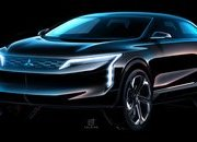 Rendering Shows Off the Rebooted Mitsubishi Lancer as a Rally-Bred Crossover Coupe - image 790089