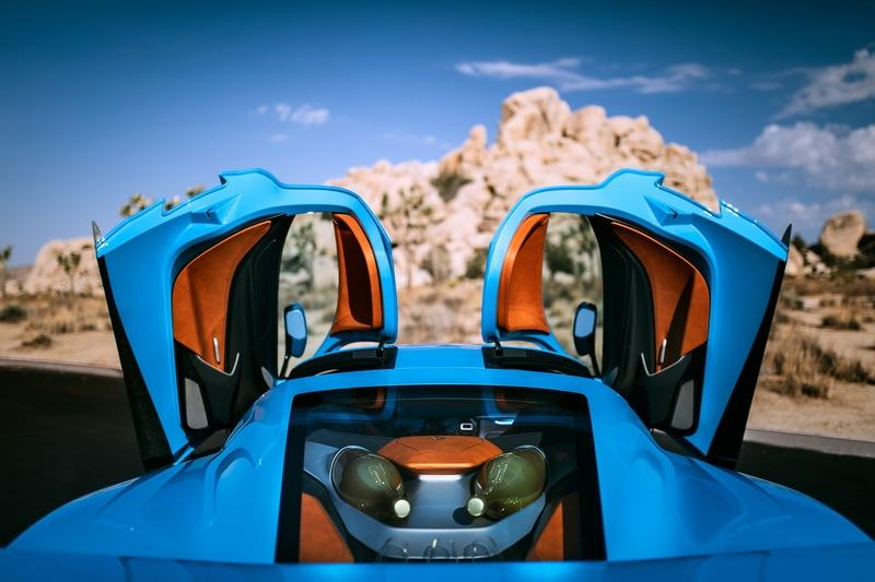 2019 Rimac C Two California Edition