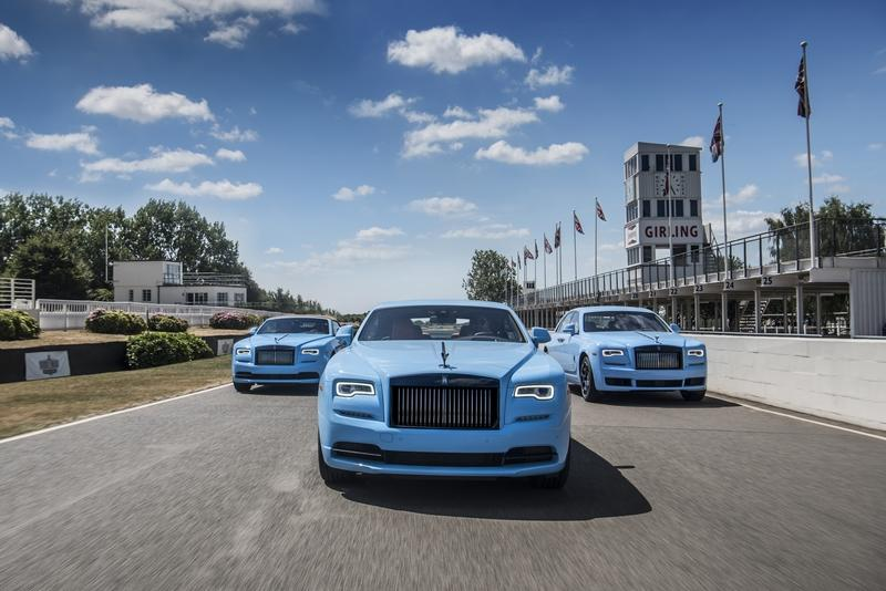 Rolls-Royce is Bringing An Army of Special Edition Models to Monterey Car Week - image 791494