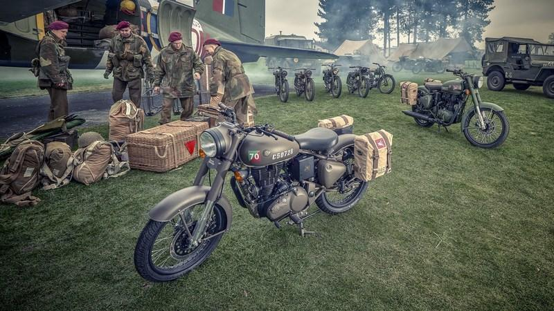 Royal Enfield sold 250 limited edition