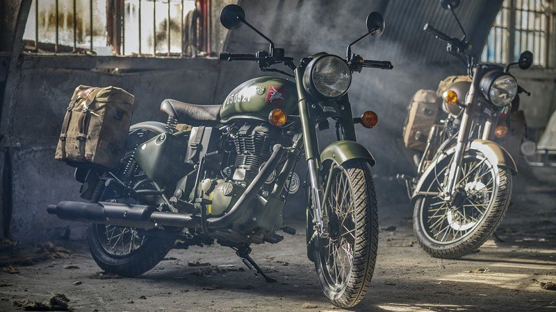 "Royal Enfield sold 250 limited edition ""Pegasus"" in 178 seconds"