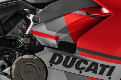 WDW Ducati Panigale V4 S bikes are reeking huge numbers at the auction