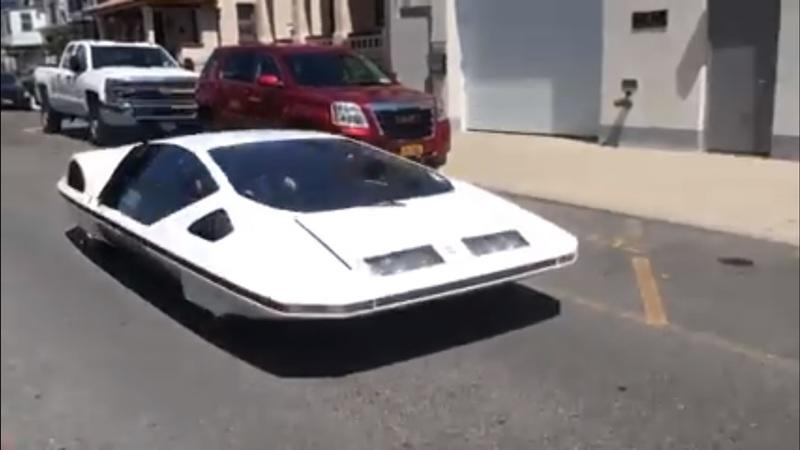 SCG Makes History: The Ferrari 512 Modulo Finally Runs