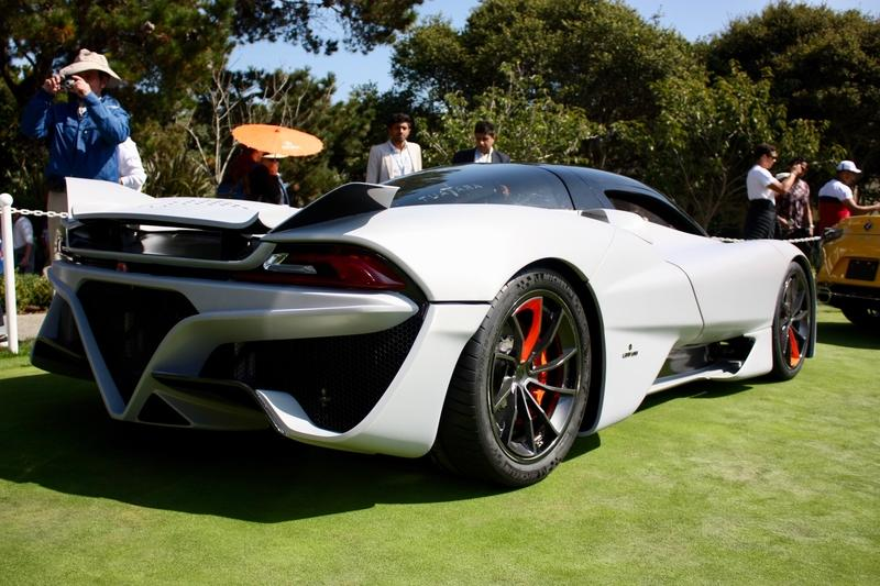 The SSC Tuatara is a 1,750-Horsepower Beast With an Eye on 300 MPH and a Thirst for E85 Exterior - image 792422