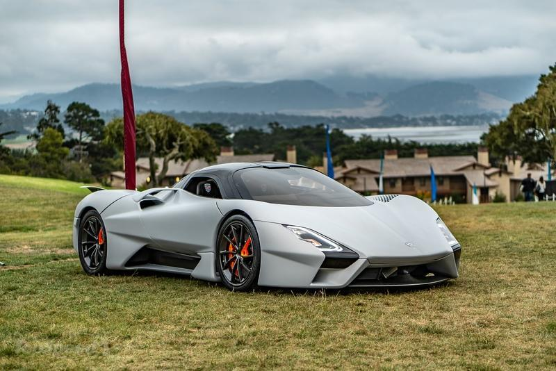 Coolest Cars to Debut at Monterey Car Week