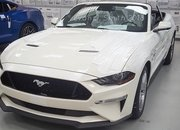Ten Millionth Production Mustang Leaked Online Ahead of Debut - image 789561