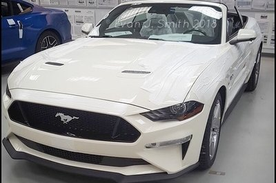 Ten Millionth Production Mustang Leaked Online Ahead of Debut