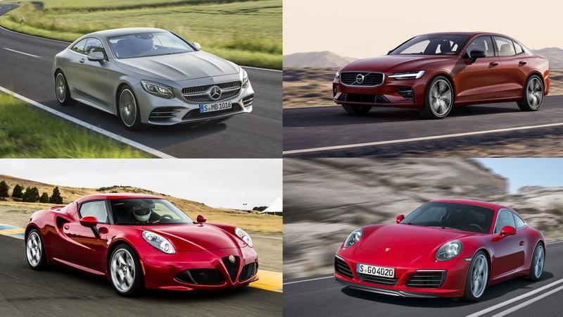 The 10 Most Beautiful Cars Available Today