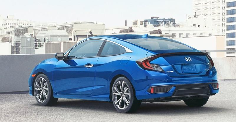 The 2019 Honda Civic Is Safer and Better Looking