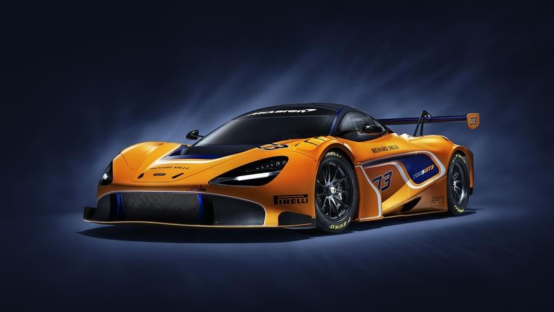 The 2019 McLaren 720S GT3 is Ready to Succed Where the 650S GT3 Failed