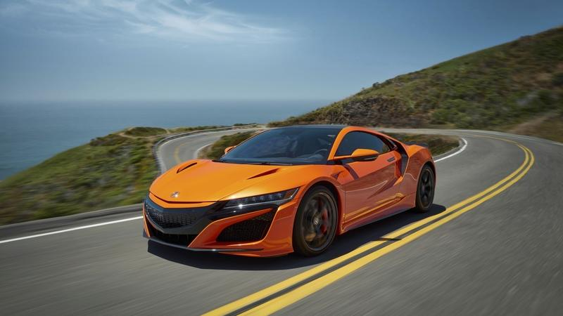 The Acura NSX Just Got a Lot Better for 2019