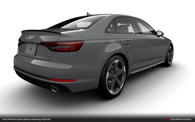 The Audi A4 Ultrasport to Return as a Very Limited Last Stand for the Manual Transmission