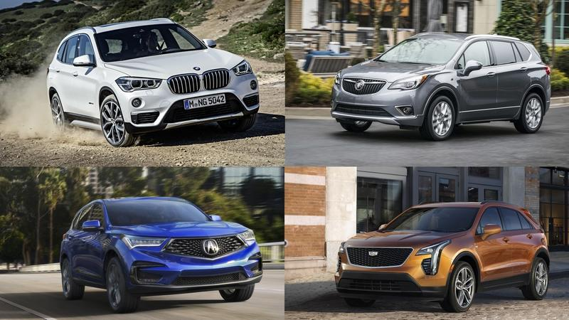The Best 2019 Luxury SUVs Under $40,000