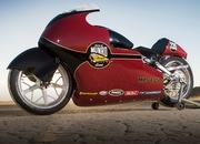 Indian Motorcycle attempting to break the 200 mph barrier - image 789204