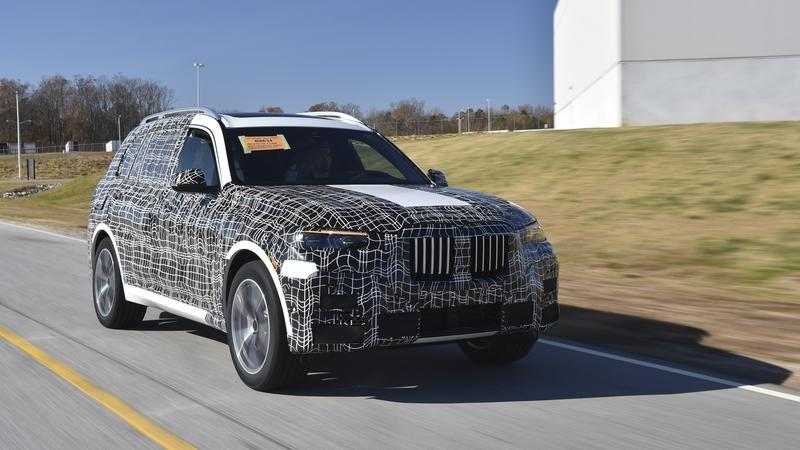 The BMW X7 Could Be Offered With an M Badge