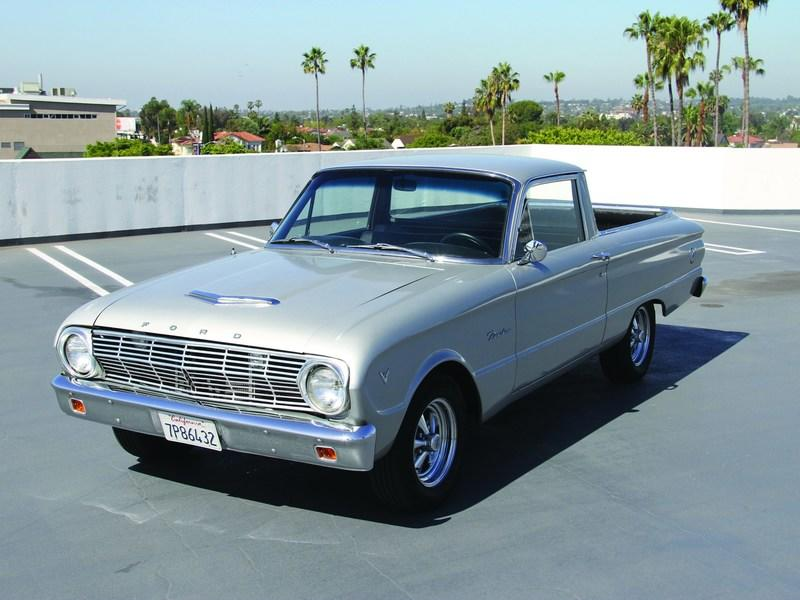 The Ford Ranchero, America's Iconic Utility Coupe - image 791110